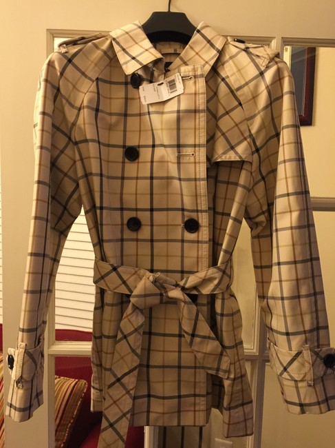Coach Classic Trench Coat