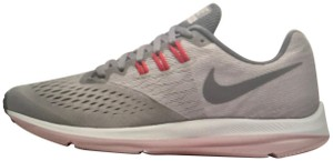 Nike Zoom Winflo 4 Pink/Gray Athletic