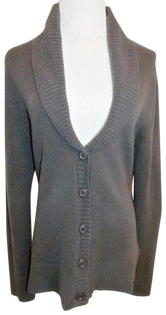 Preload https://img-static.tradesy.com/item/22901592/h-and-m-gray-h-and-m-shawl-collar-button-down-long-sleeve-sweater-cardigan-size-12-l-0-1-650-650.jpg