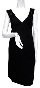Chanel Cocktail Sleeveless Knee Length Summer Evening Dress