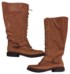 Journee Collection Tan Boots