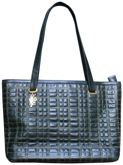 Preload https://img-static.tradesy.com/item/22901812/mark-cross-forest-quilted-green-leather-tote-0-1-540-540.jpg