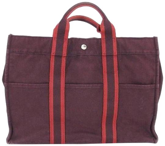Preload https://img-static.tradesy.com/item/22901824/hermes-fourre-tout-225288-purple-x-red-canvas-tote-0-1-540-540.jpg
