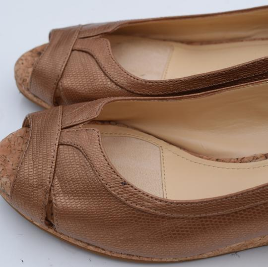 Alex Marie light bronze Wedges