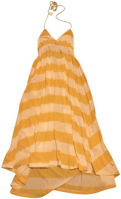 Preload https://img-static.tradesy.com/item/22901934/h-and-m-yellow-women-long-night-out-dress-size-4-s-0-2-650-650.jpg