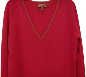 Juicy Couture Logo Detail Sweater