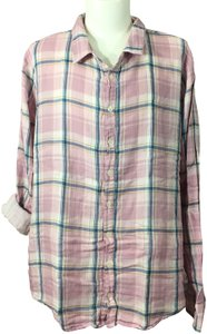 CP Shades Button Down Shirt Multi Color