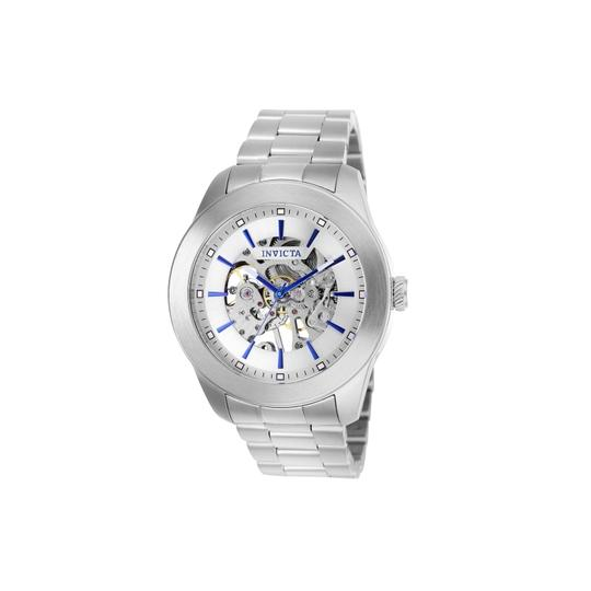 Invicta INVICTA Women's Vintage Automatic Silver Skeleton Dial Watch 25750