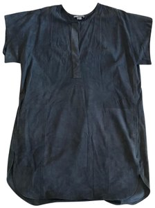 Vince short dress navy blue on Tradesy