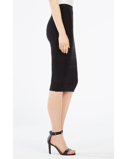 BCBGMAXAZRIA Bcbg Pencil Bandageskirt Skirt black