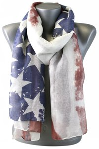 Other American Flag Multitone Scarf