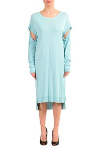 MM6 Maison Martin Margiela short dress Aqua Blue on Tradesy