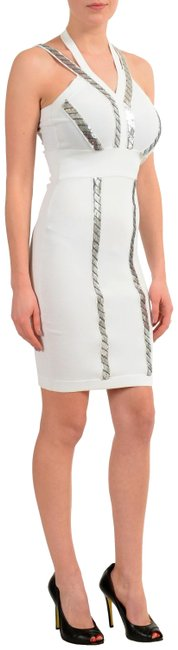 Preload https://img-static.tradesy.com/item/22902559/versace-collection-white-v-8592-mid-length-short-casual-dress-size-4-s-0-1-650-650.jpg
