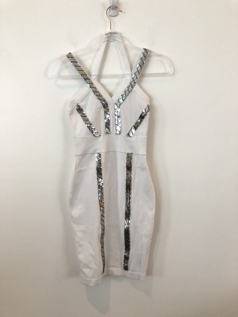 Versace Collection short dress White on Tradesy