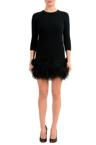 Dsquared2 short dress Black on Tradesy