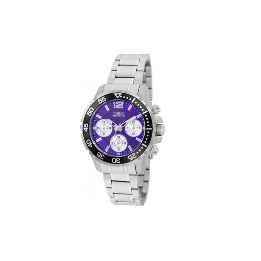 Preload https://img-static.tradesy.com/item/22902646/invicta-purple-women-s-pro-diver-lady-chronograph-dial-25748-watch-0-0-540-540.jpg