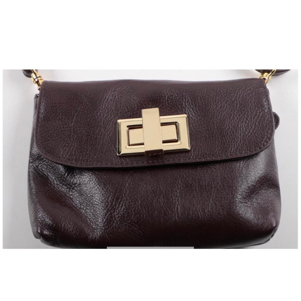 1773901d82 Rowallan Crossbody Brown Leather Shoulder Bag - Tradesy