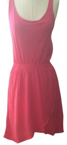Anthropologie short dress Rose on Tradesy