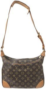 Louis Vuitton Boulogne Boulogne 30 Monogram Shoulder Bag