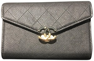Chanel Chanel Flap/Compact Wallet