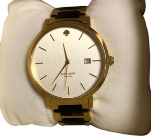 Kate Spade Grand Gamercy Gold and Tortoise