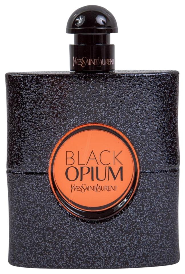 b1ac6ec2e27866 Saint Laurent Black Opium Eau De Parfum 3oz 90ml New (Tester No Box ...