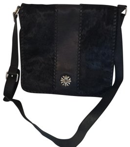 Aqua Madonna black Messenger Bag