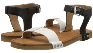Marc by Marc Jacobs black/white Sandals