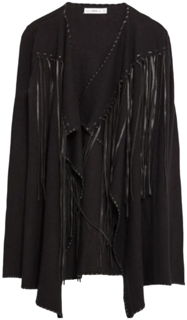 Zara Black Jacket Image 0