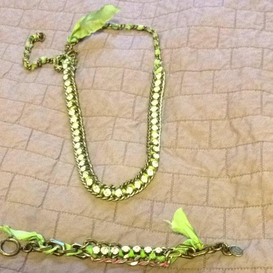 Juicy Couture Necklace And Bracelet