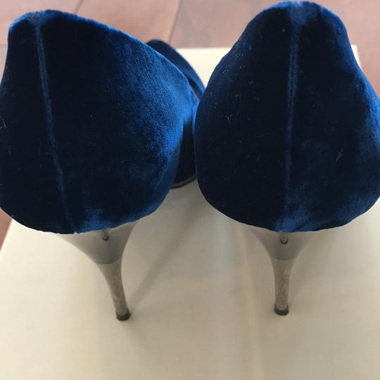 Stella McCartney Deep/marine blue Pumps Image 3