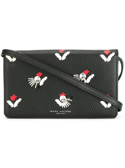Preload https://img-static.tradesy.com/item/22904662/marc-by-marc-jacobs-embellished-tulip-black-multi-pebbled-leather-cross-body-bag-0-5-540-540.jpg