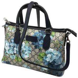 1eebaf2d7f4f5 Added to Shopping Bag. Gucci Shoulder Bag. Gucci Bnwt Blooms Blue ...