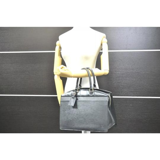 Louis Vuitton Satchel in black business briefcase Image 1