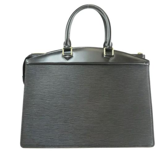 Louis Vuitton Satchel in black business briefcase Image 2