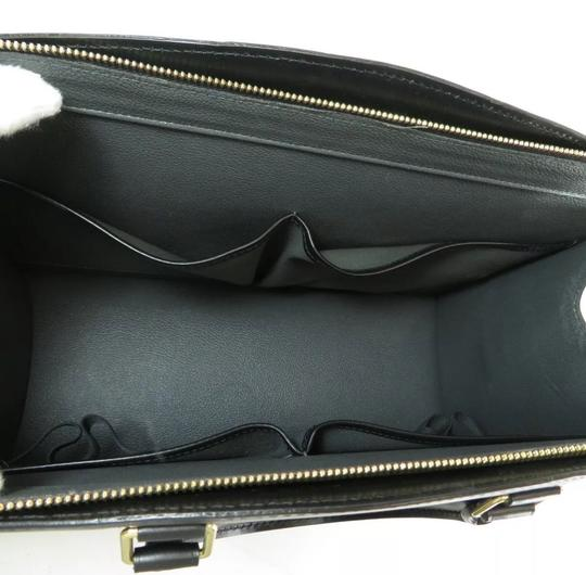 Louis Vuitton Satchel in black business briefcase Image 3