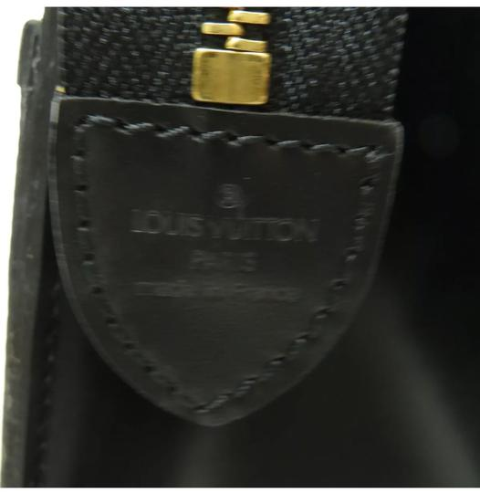 Louis Vuitton Satchel in black business briefcase Image 5