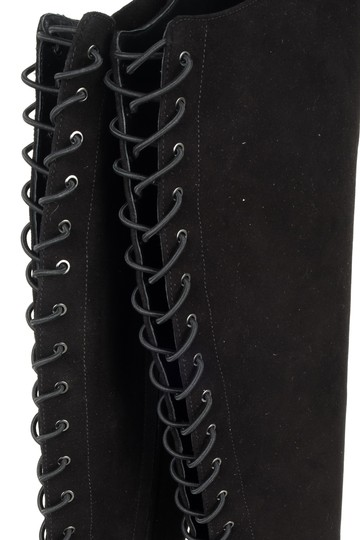 B Brian Atwood black Boots Image 4