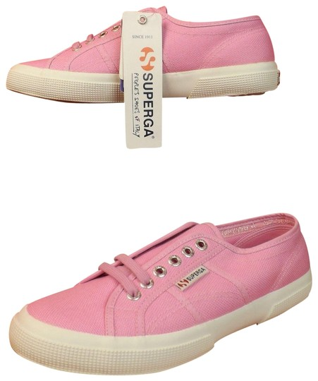 Preload https://img-static.tradesy.com/item/22905163/superga-pink-cotu-2750-classic-lilacpink-canvas-laceup-logo-sneakers-395-sneakers-size-us-85-regular-0-1-540-540.jpg