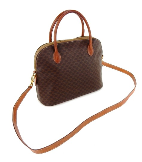 Preload https://img-static.tradesy.com/item/22905186/celine-macadam-tote-italy-brown-macadam-canvas-leather-shoulder-bag-0-0-540-540.jpg