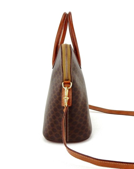 Céline Tote Shopper Macadam 2-way Shoulder Bag