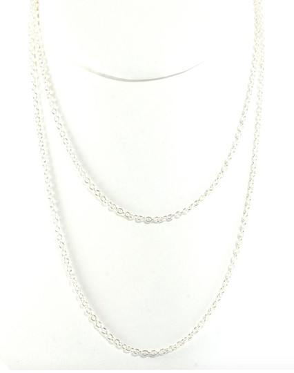 Preload https://img-static.tradesy.com/item/22905253/ippolita-silver-thin-chain-sterling-30-small-link-long-925-necklace-0-1-540-540.jpg