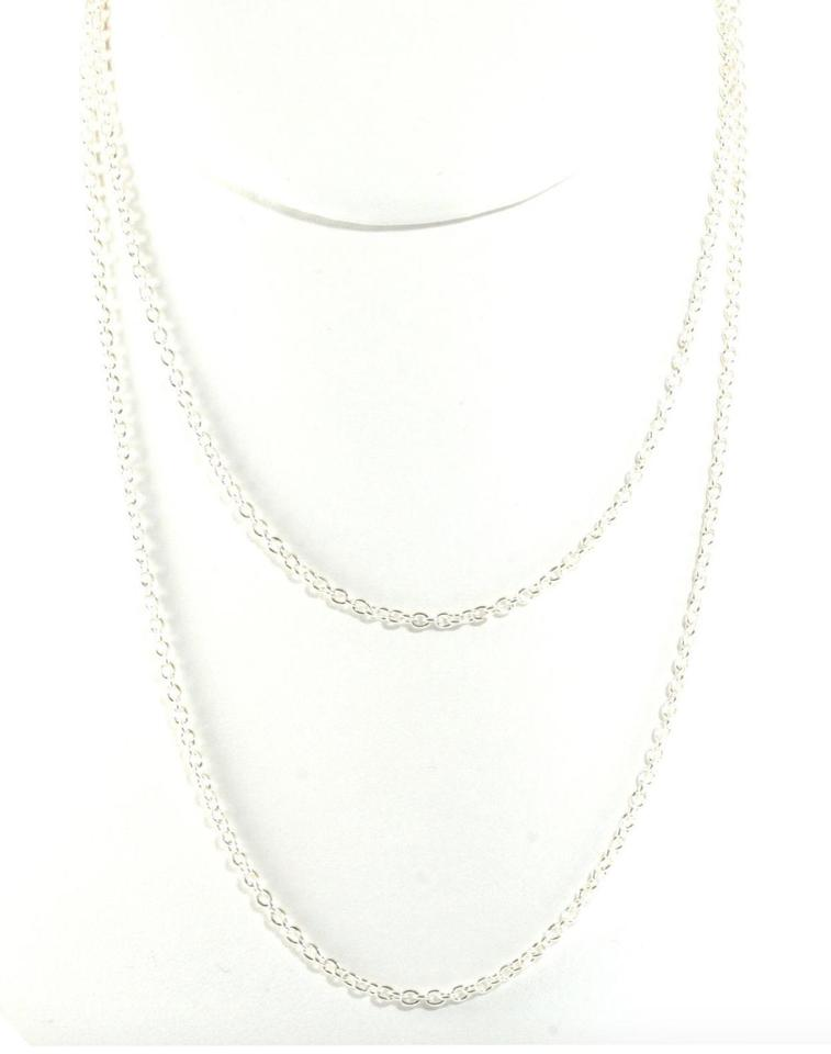 jewelry web en white thin product necklace plating lace rhodium us swarovski