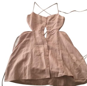 Dolce Vita short dress Dusty Rose on Tradesy - item med img