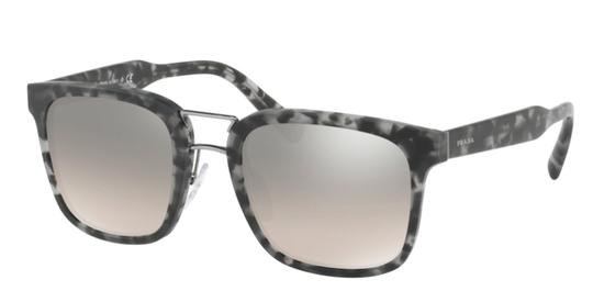 Preload https://img-static.tradesy.com/item/22905309/prada-gray-and-black-mirrored-lens-free-3-day-shipping-spr-14t-vh3-4p0-new-sunglasses-0-0-540-540.jpg