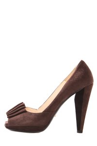 Prada Brown Pumps