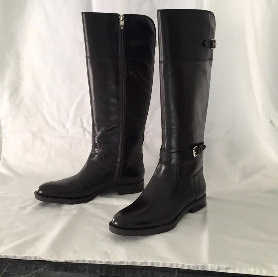 129f0fa149d7 Enzo angiolini brown black riding boots booties size us regular jpg 960x959 Enzo  angiolini two tone