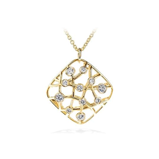 Preload https://img-static.tradesy.com/item/22905654/hearts-on-fire-yellow-gold-brocade-square-pendant-7373-necklace-0-6-540-540.jpg