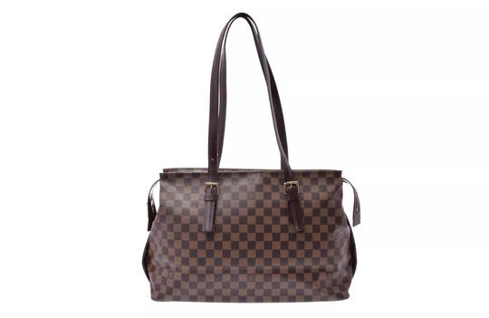 Preload https://img-static.tradesy.com/item/22905689/louis-vuitton-chelsea-damier-ebene-dark-brown-checker-shoulder-bag-0-8-540-540.jpg