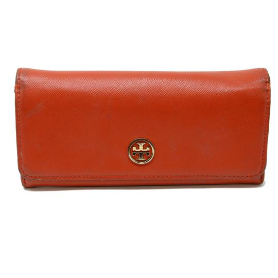Preload https://img-static.tradesy.com/item/22905796/tory-burch-redorange-robinson-signature-saffiano-leather-long-envelope-continental-wallet-0-0-540-540.jpg